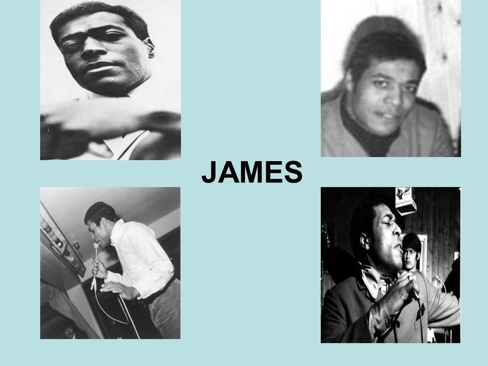 Andre heeft de band verlaten en is opgevolgd door James Walker