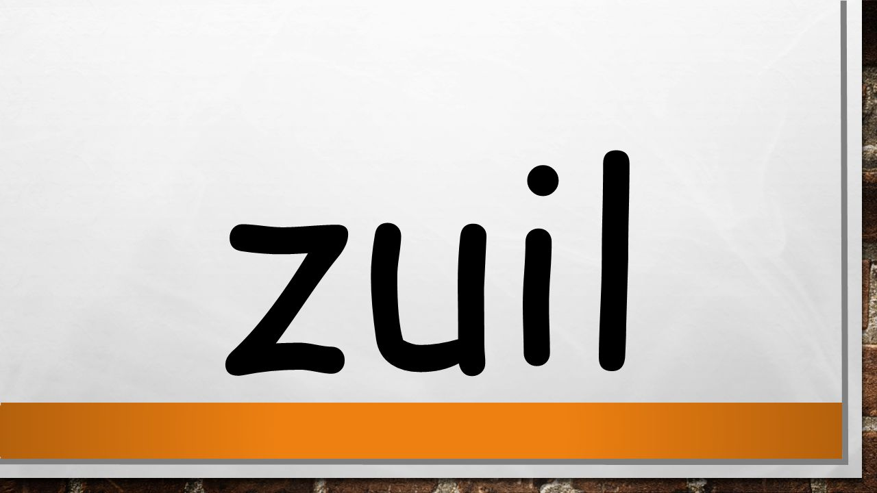 zuil