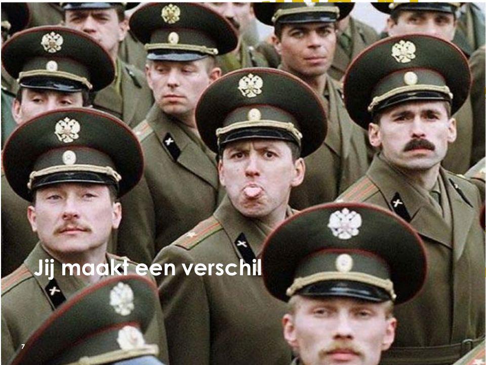 www. 21 Lobsterstreet.com 7 Jij maakt een verschil
