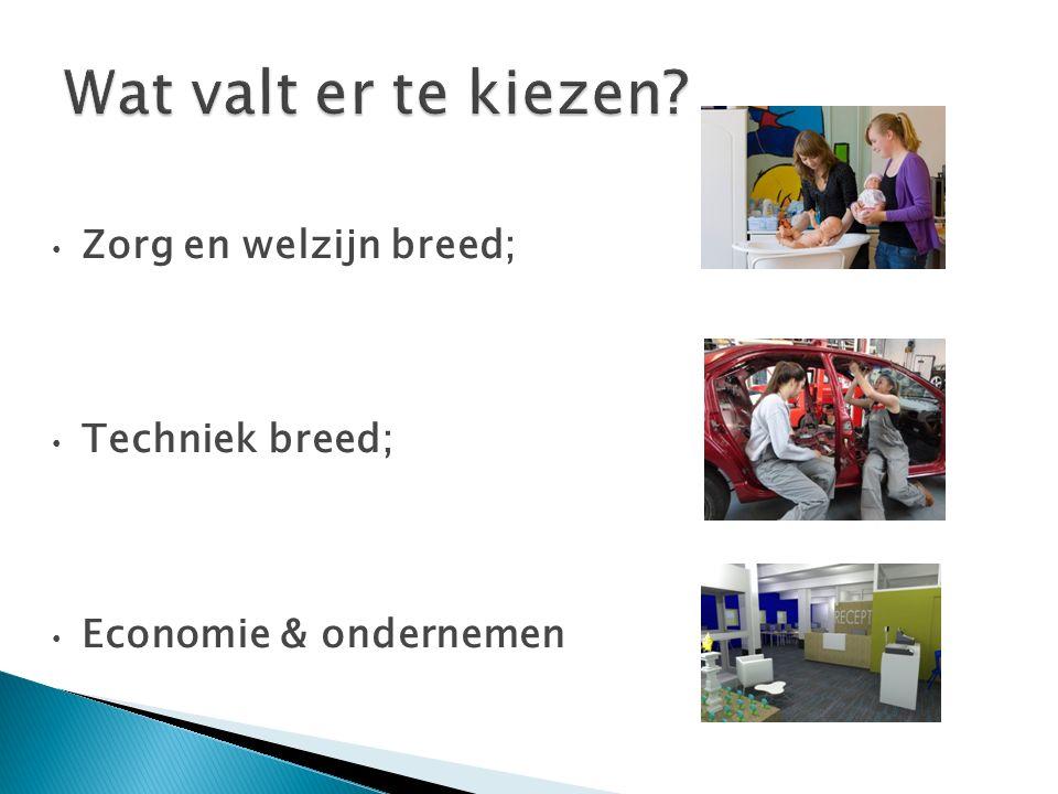  Economie en ondernemen  Nederlands (Ne)  Engels (En)  Wiskunde (Wi)  Economie (EC)  Maatschappijleer 1 (Ma1)  Kunstvakken 1 (Kv1)  Lichamelijke Opvoeding (Lo)  Studieles