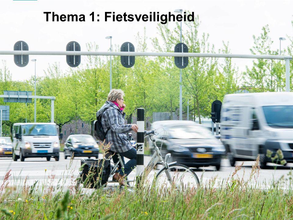 Fietsplan Ede Fietsveiligheid (1) 7 Verbreden fietspaden ivm gebruik verschillende doelgroepen (hanteren CROW breedtes) Verwijderen obstakels (zoals paaltjes, drempels) Realisatie van fietsstraten Snelfietsroutes aanleggen (dus ook als veiligheidsaspect) Duidelijke middenlijn bij tweerichtingsfietspaden Beperkte kiss&ride plekken waar nodig bij scholen, niet alle ouders zijn in gelegenheid te fietsen Maak het via markeringen en borden voor automobilisten duidelijk dat zij een tweerichtingsfietspad naderen.