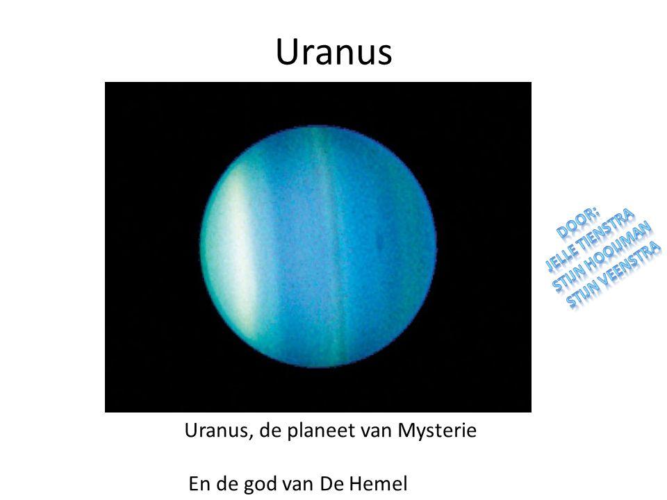 Uranus Uranus, de planeet van Mysterie En de god van De Hemel