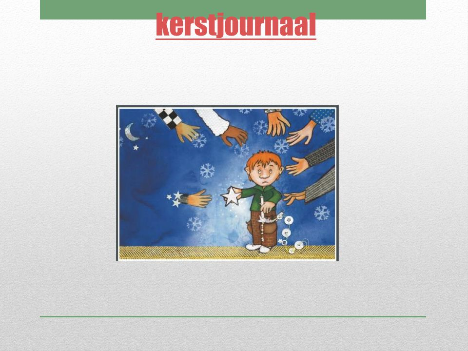 kerstjournaal