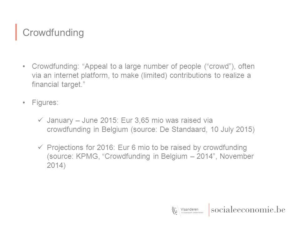 Starting a crowdfunding platform.