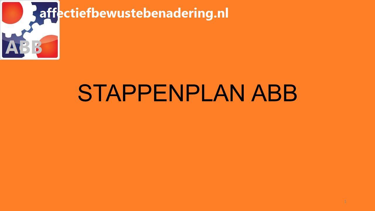 STAPPENPLAN ABB 1
