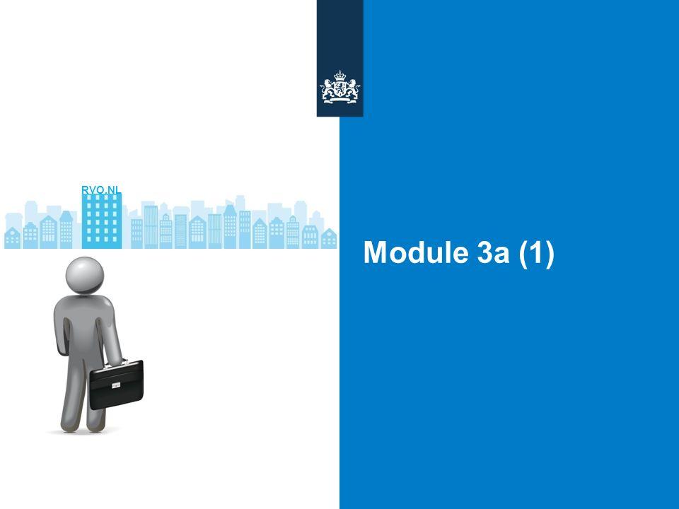 RVO.NL Module 3a (1)