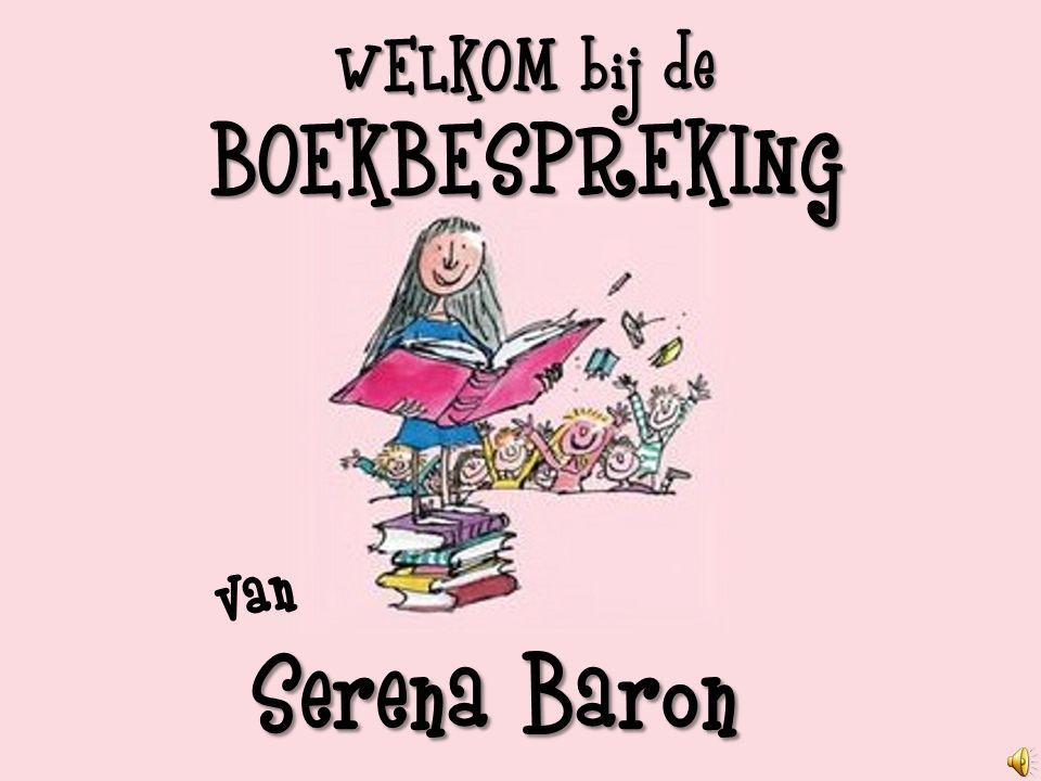 BOEKBESPREKING Serena Baron WELKOM bij de Van