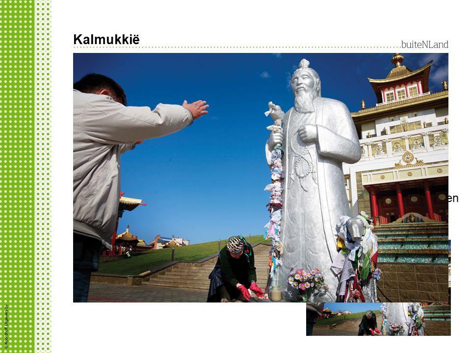 Kalmukkië Wat is er bijzonder aan deze deelrepubliek.
