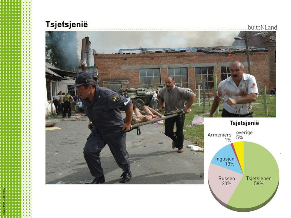 Tsjetsjenië Wat is er bijzonder aan deze deelrepubliek.
