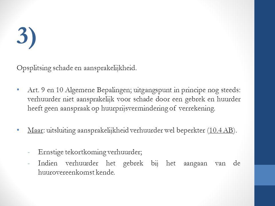 4) Open redelijkheidsnorm in model en AB.