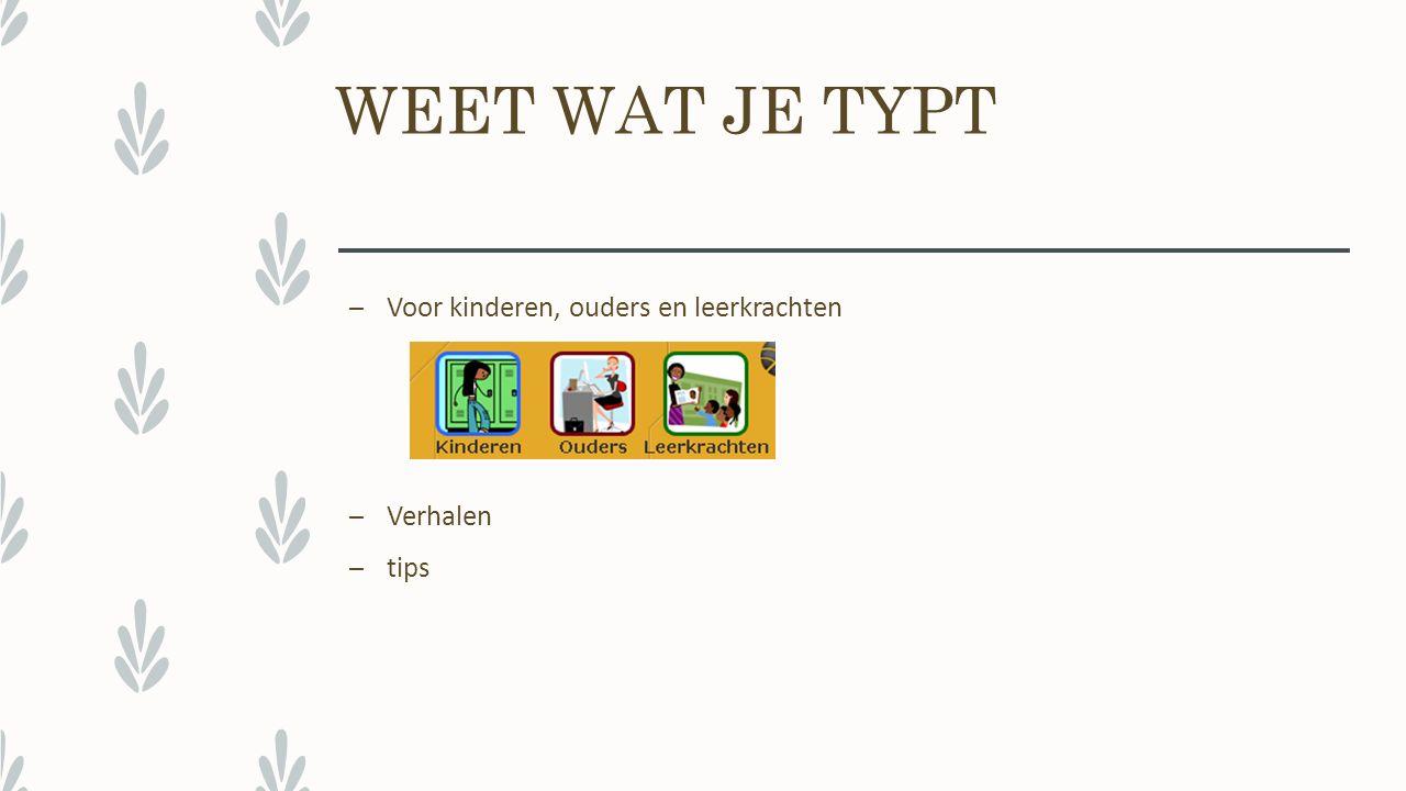 Het KIVA-programma – Fins voor leuk of fijn – afkorting voor de Finse zin Leuke school zonder pesten http://www.kivaschool.nl/