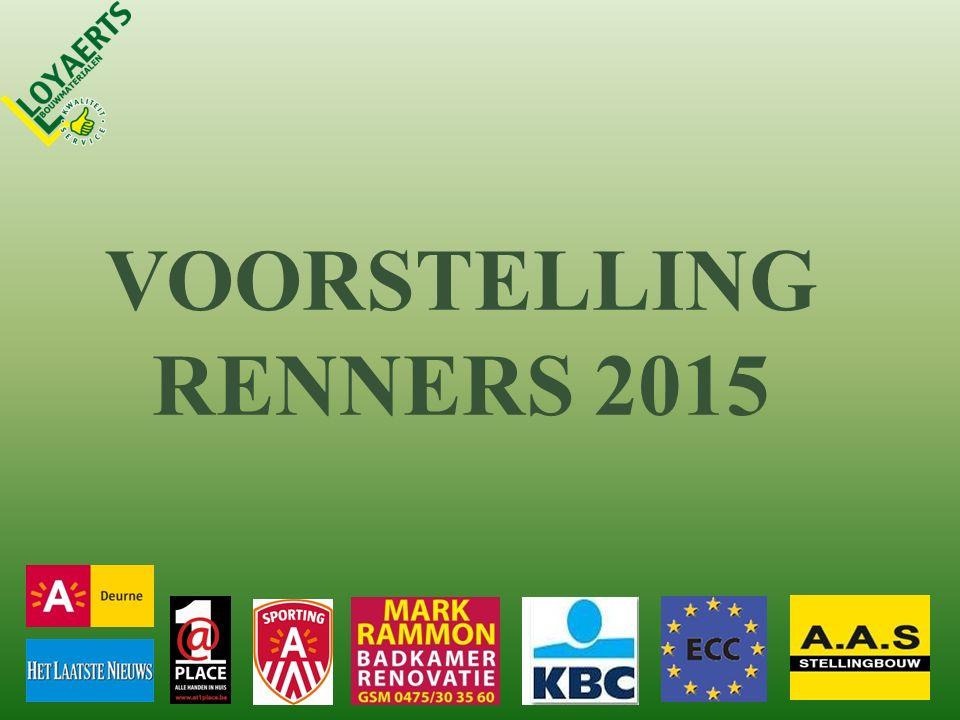 VOORSTELLING RENNERS 2015
