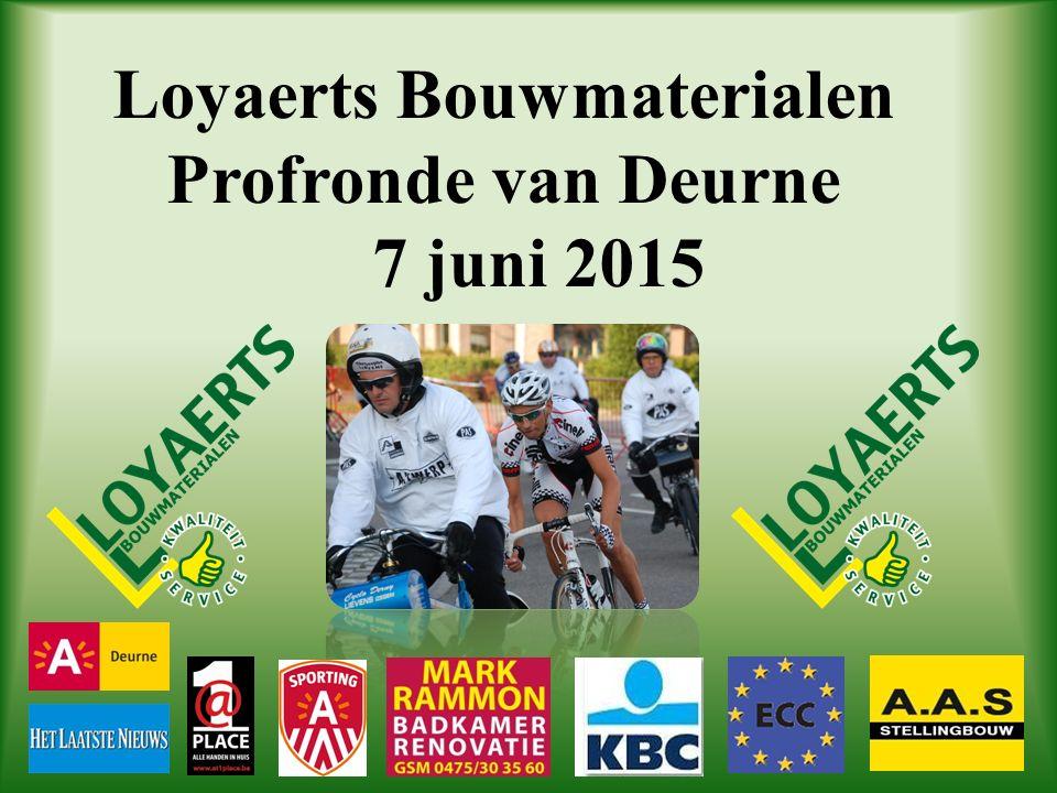 Loyaerts Bouwmaterialen Profronde van Deurne 7 juni 2015