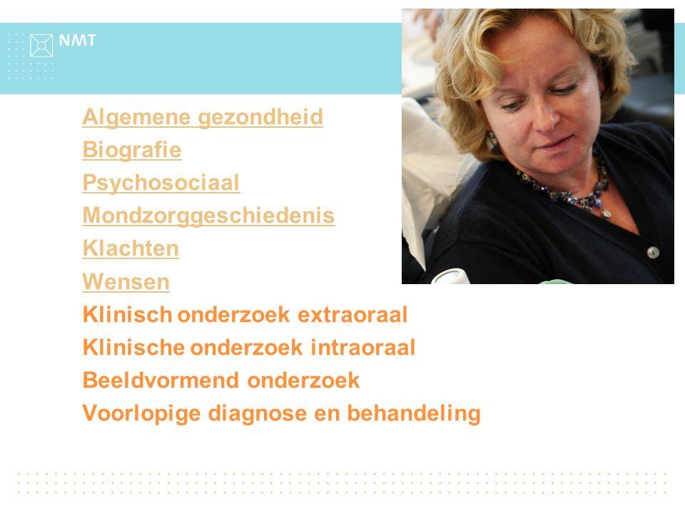 Algemene gezondheid Ziektebeelden: Mevrouw is bekend met hypermobiliteitsklachten in meerdere gewrichten met pijn.