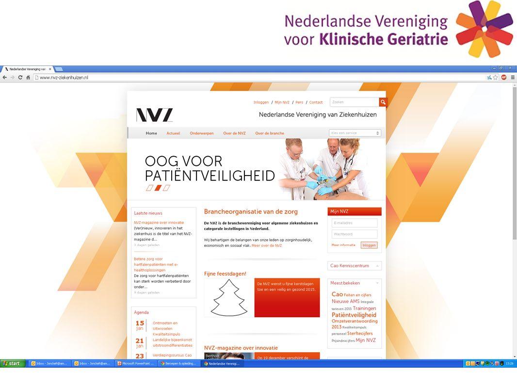 NVZ www.nvz-ziekenhuizen.nlwww.nvz-ziekenhuizen.nl - wat doet organisatie ?