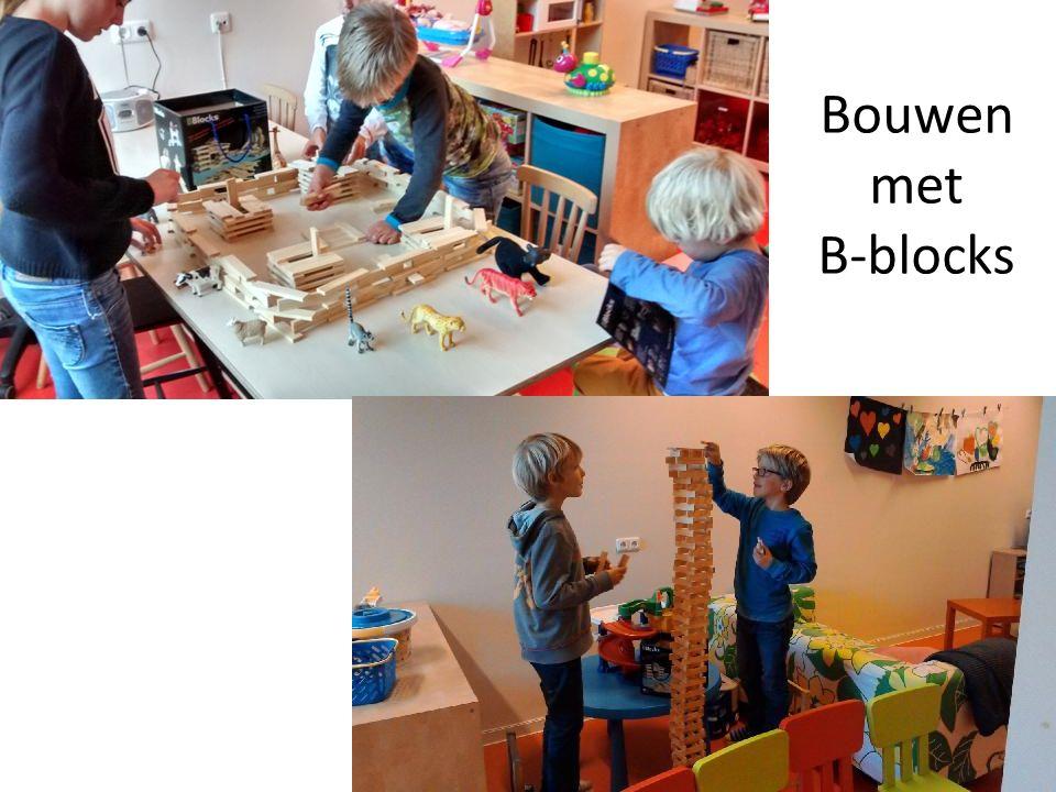 Bouwen met B-blocks