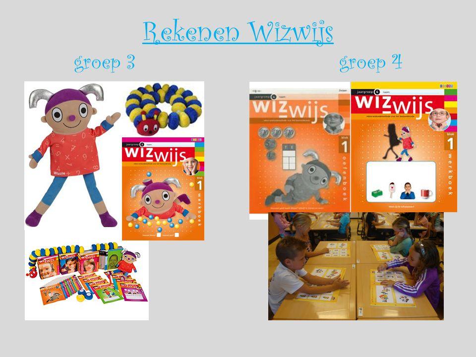 Rekenen Wizwijs groep 3 groep 4