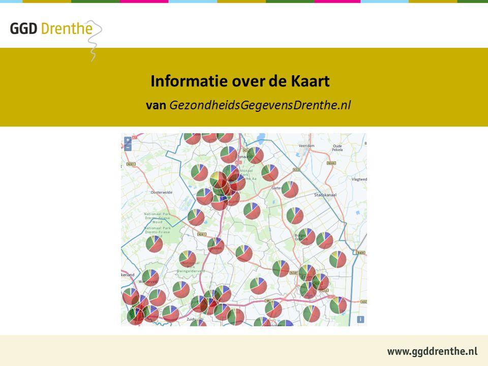 Informatie over de Kaart van GezondheidsGegevensDrenthe.nl