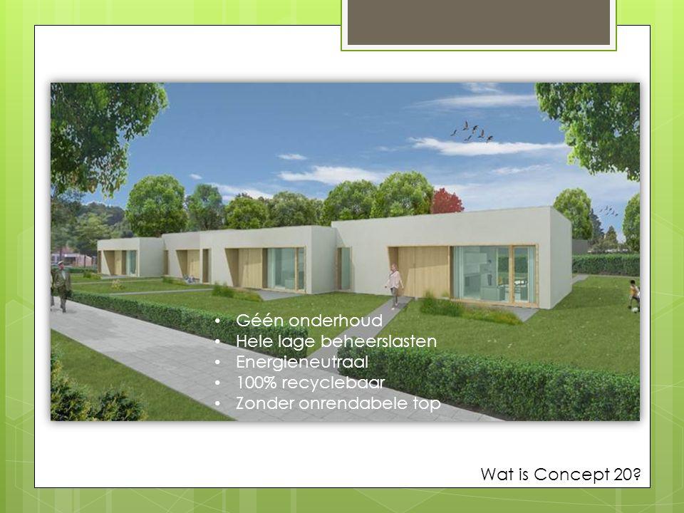 De ketenpartners Bremen Bouwadviseurs Dreessen Willemse IRIK Bouw CO3 conceptontwikkeling L´Ortye Helwig Timmerfabriek TNO MKB Technologiefonds