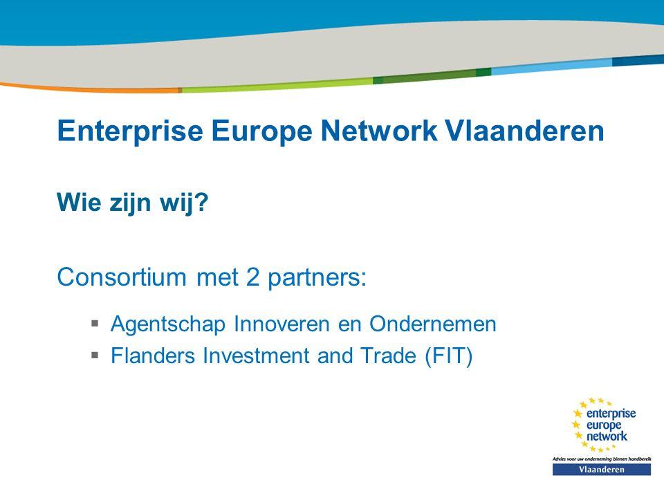 De voordelen voor de NE Een verrijkende ervaring op lange termijn; Internationale contacten ontwikkelen en kennis opdoen over buitenlandse markten; Inzicht verwerven in andere culturele bedrijfsomgevingen; Inzicht verwerven in het wetgevend kader van een ander EU- land.