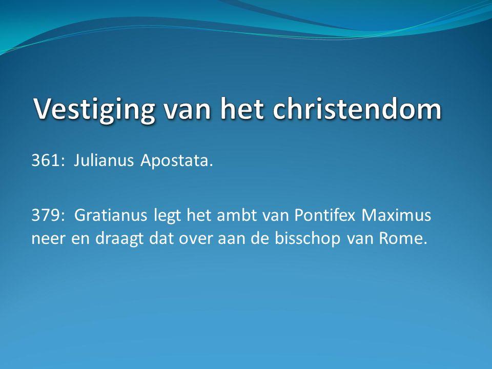 361: Julianus Apostata.