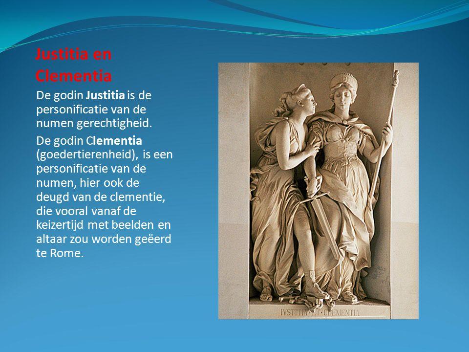Sacerdotes Vestales: de Vestaalse maagden Ingevoerd aan het begin van de koningsperiode.