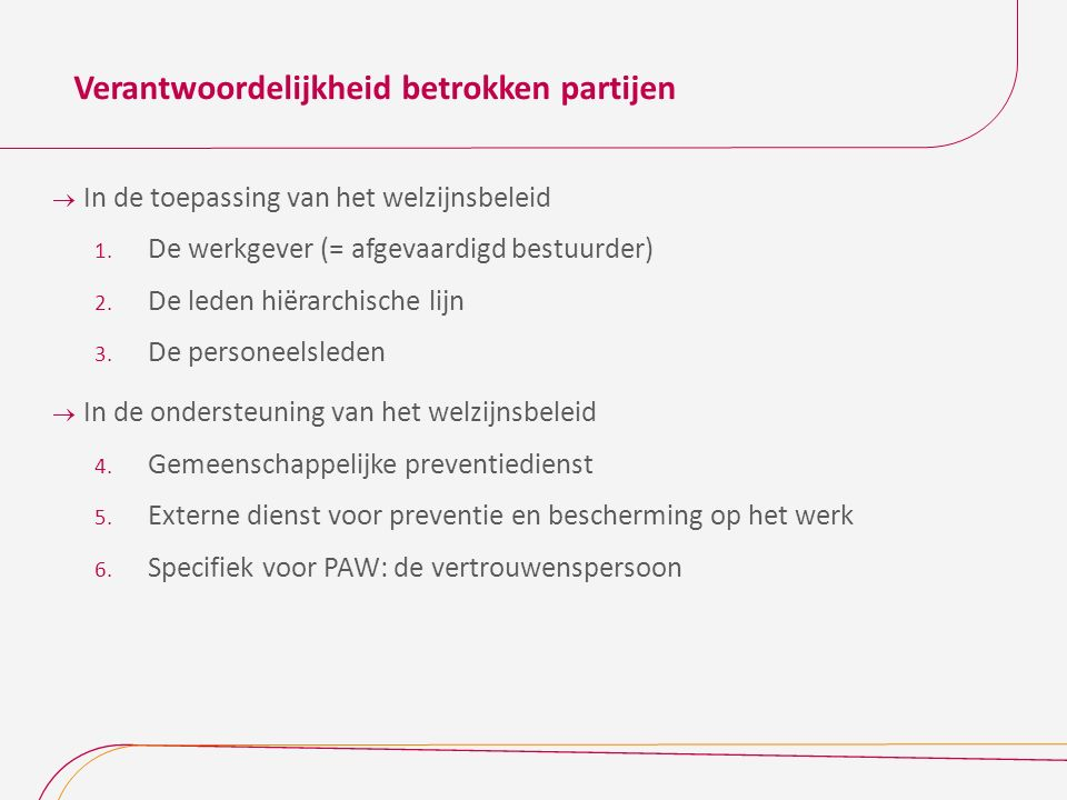 Actiemiddelen op individueel niveau Van klacht naar verzoek Vóór 1 september 2014: '(in)formele klacht' Sinds 1 september 2014  '(in)formele klacht' wordt 'verzoek'  'klager' wordt 'verzoeker' )
