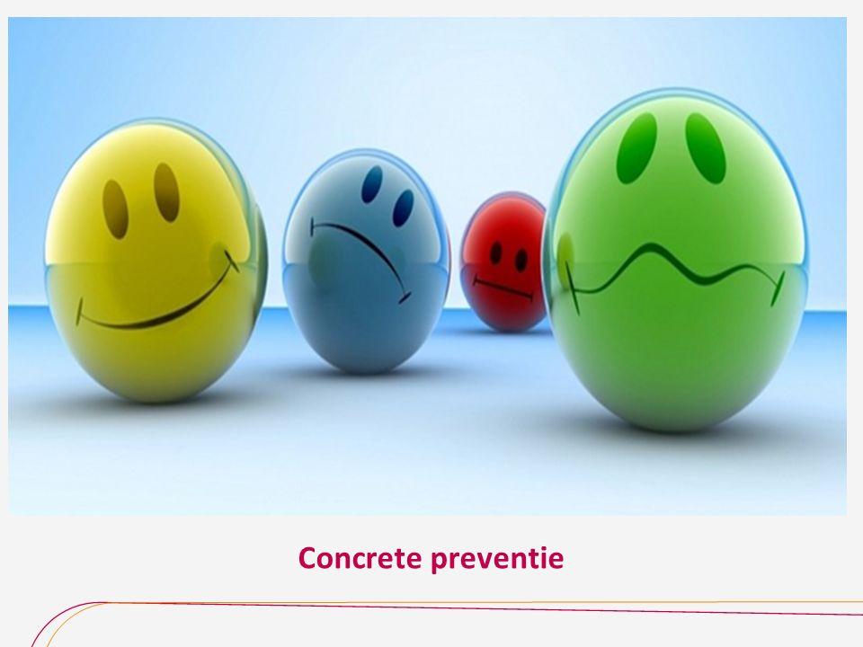 Concrete preventie
