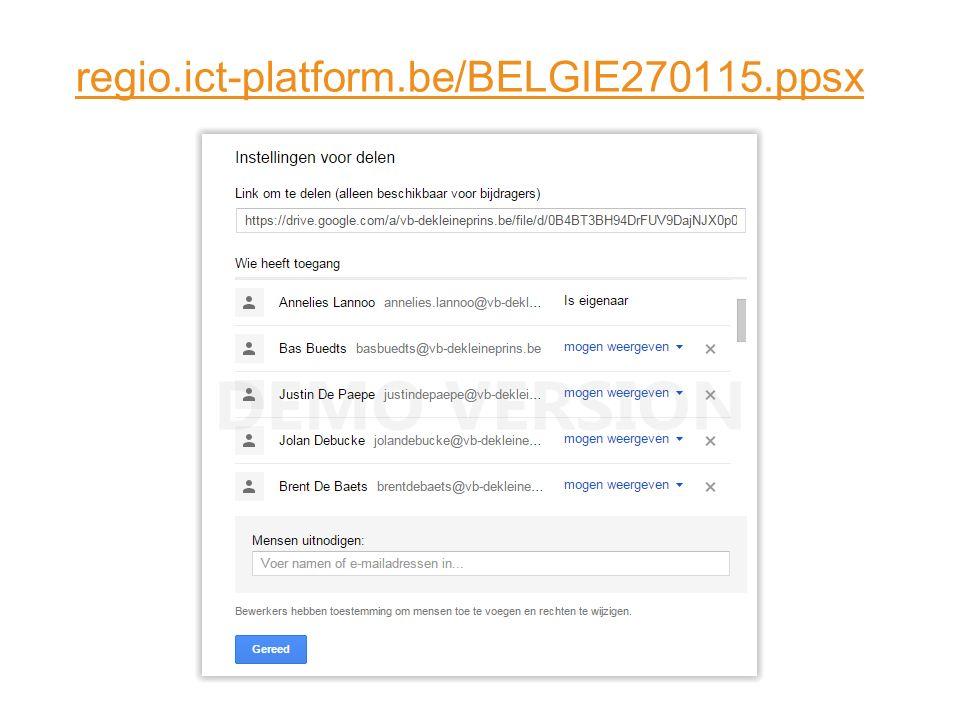 regio.ict-platform.be/BELGIE270115.ppsx