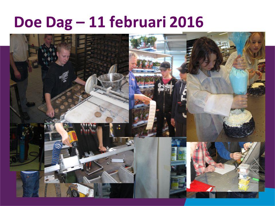 ISW Sweelincklaan Doe Dag – 11 februari 2016