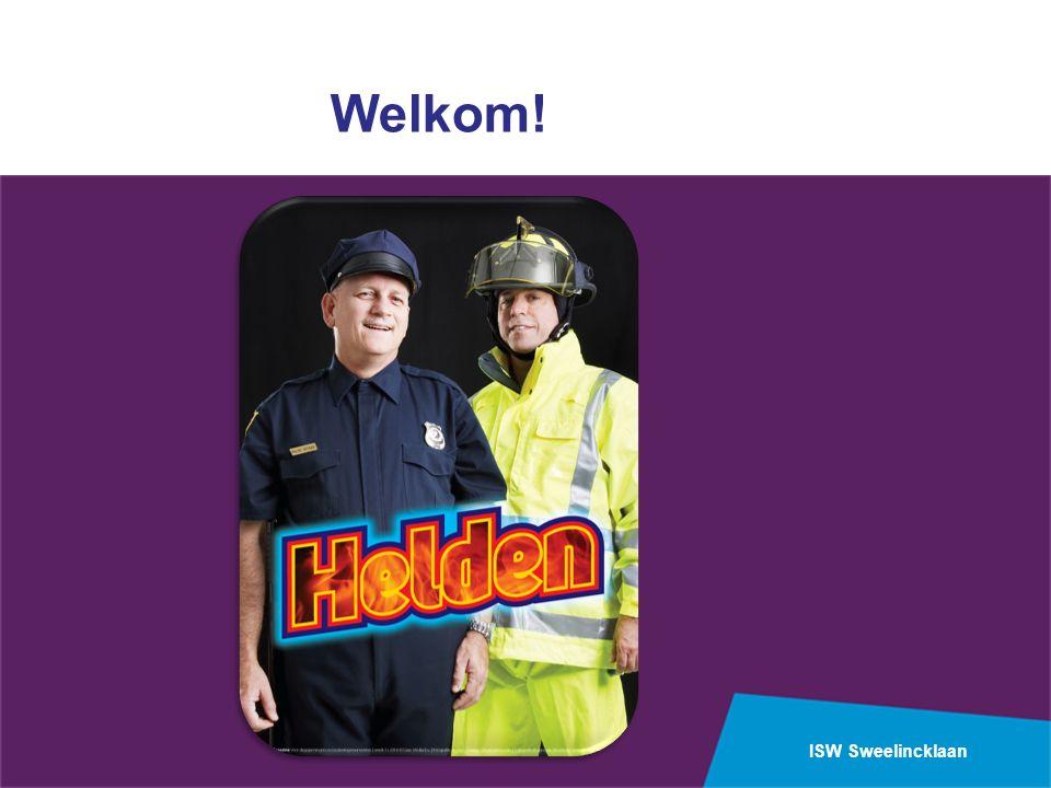 ISW Sweelincklaan Welkom!