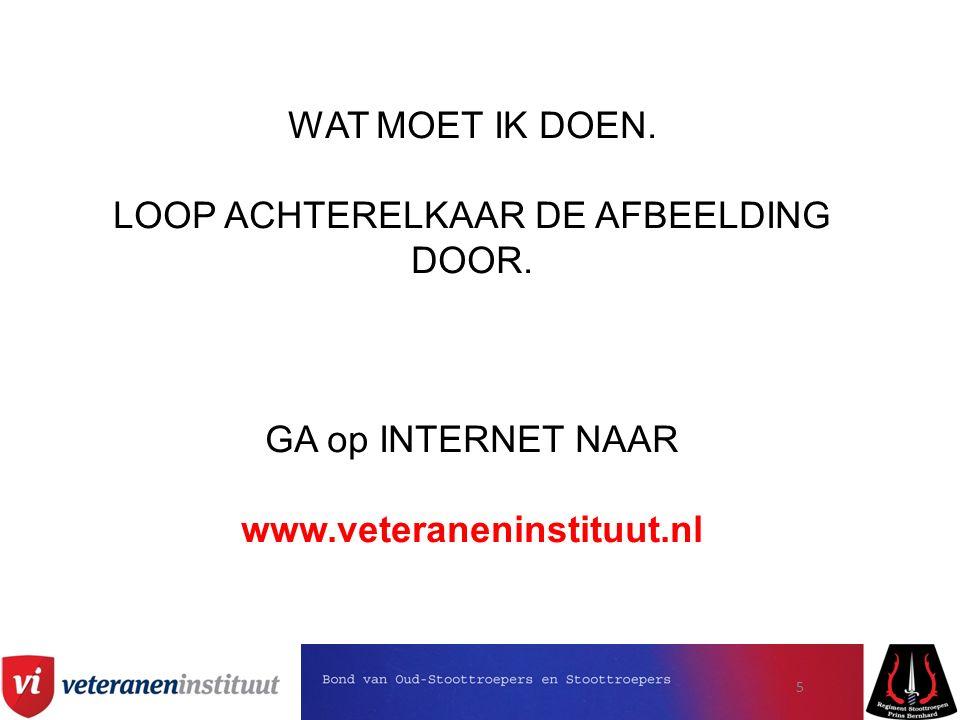 www.veteraneninstituut.nl 6