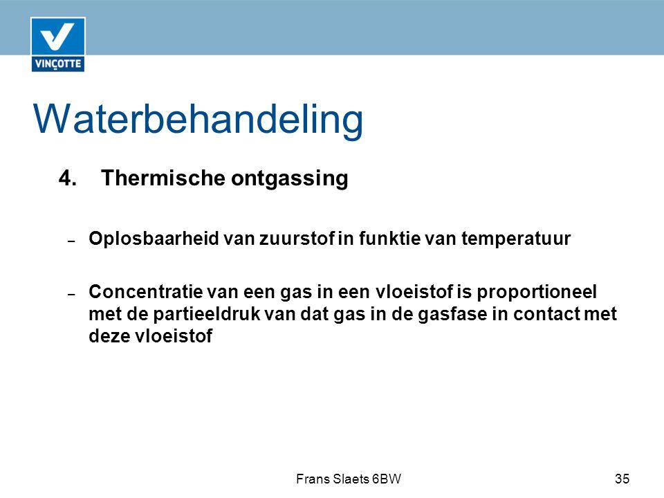 Waterbehandeling 4.