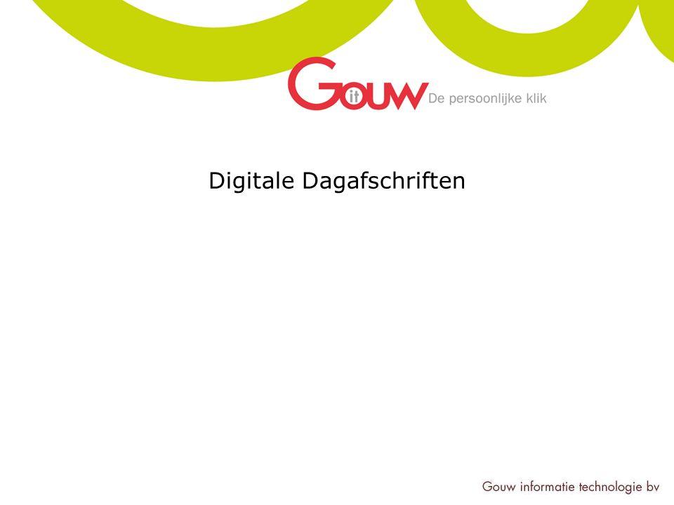 Digitale Dagafschriften
