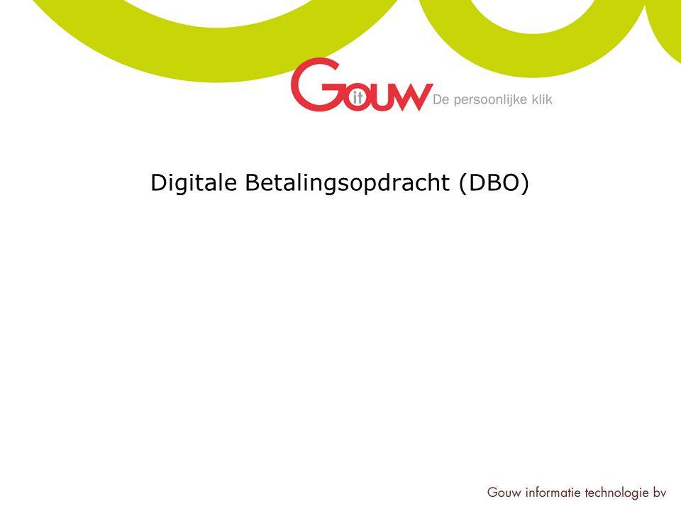 Digitale Betalingsopdracht (DBO)