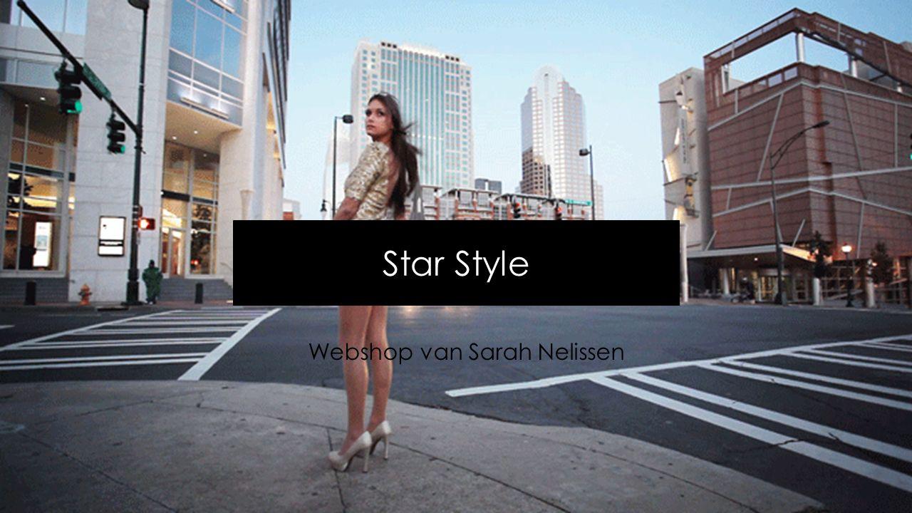 Star Style Webshop van Sarah Nelissen