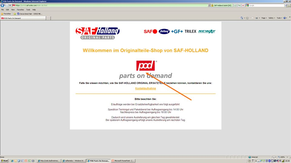 On-Line catalogus / catalogue