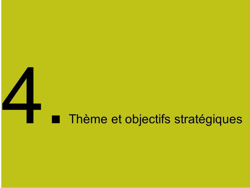 9 1 Section title Section comment 14-DAAGSE 4. Thème et objectifs stratégiques