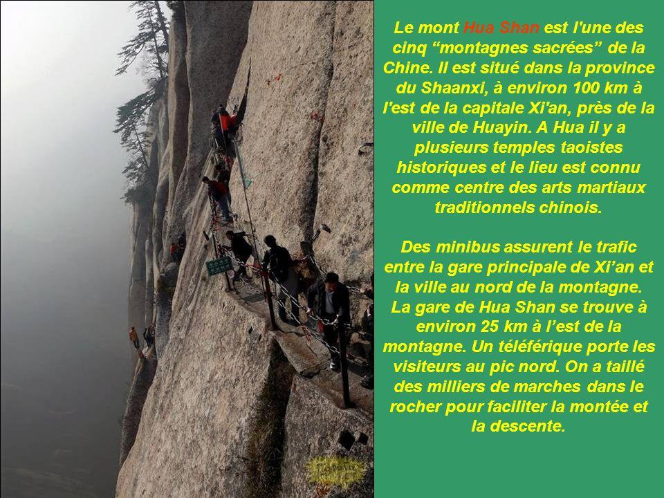 De berg is beroemd door zijn steile, schilderachtige rotswanden en zijn gevaarlijke beklimmingen. Met meerdere pieken tot 2100 m, onderling verbonden