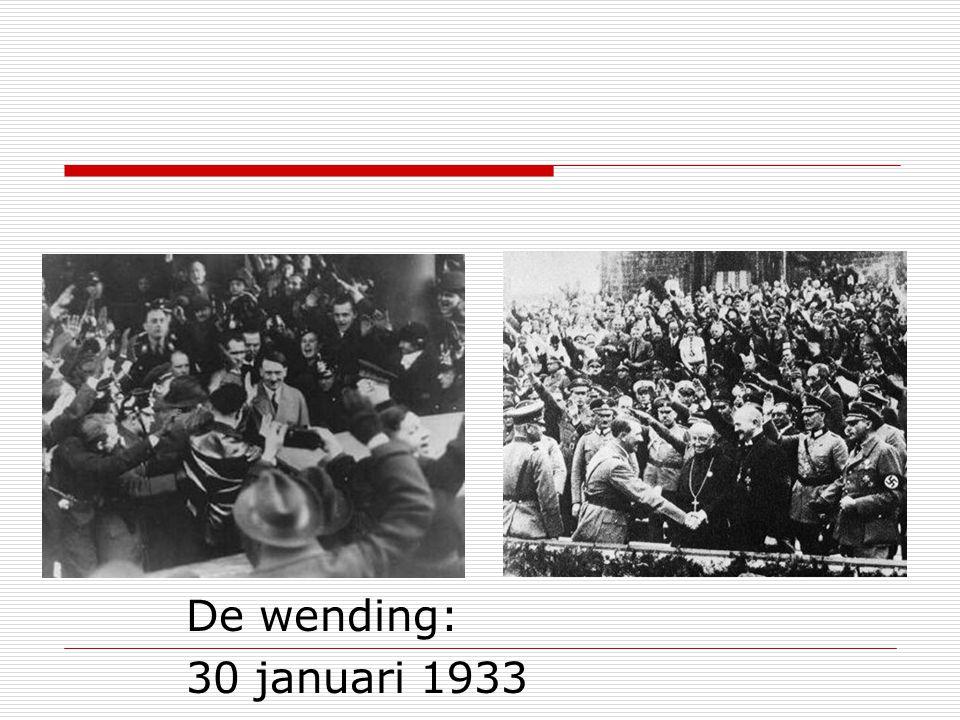De wending: 30 januari 1933