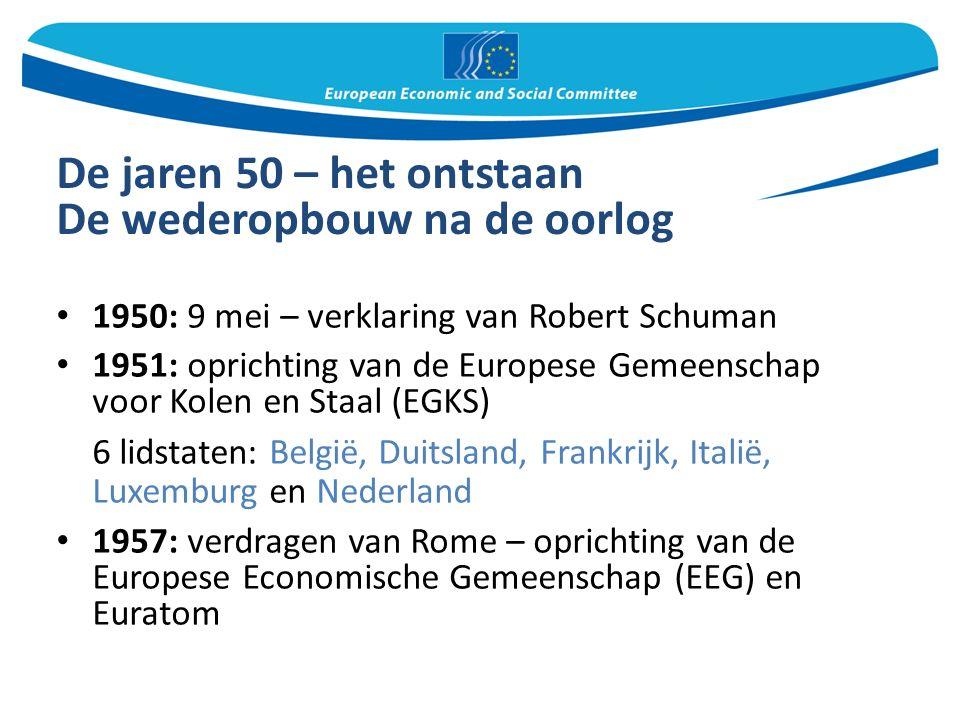 In Brussel: verslag en discussie Je werkt in een groep.