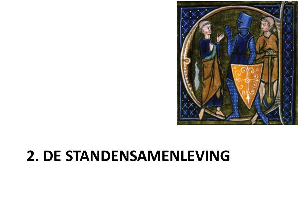 2. DE STANDENSAMENLEVING