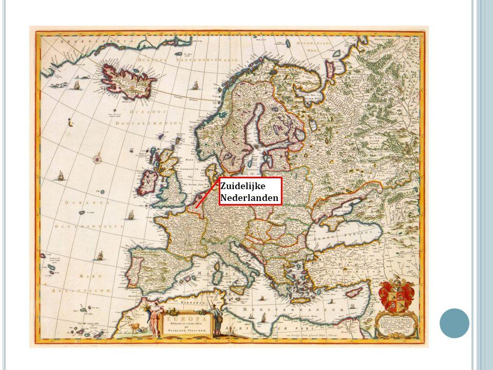 Zuidelijke Nederlanden