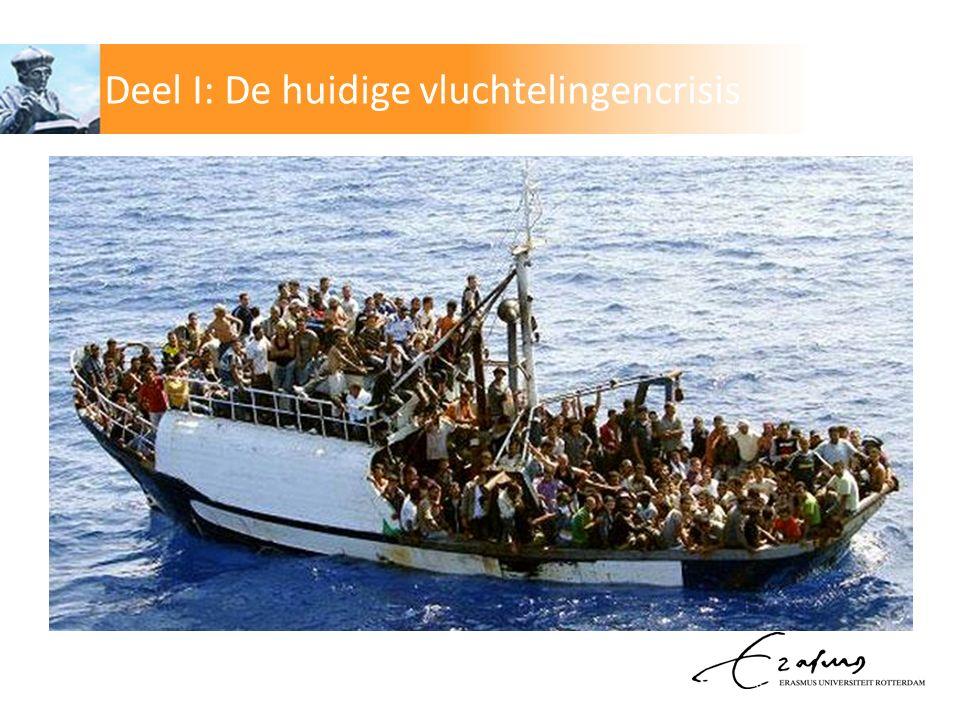 Mijn verwachtingen voor de nabije toekomst: -Voorlopig voortgaande vluchtelingenstroom naar Europa; iets minder in de winter, maar later weer toename.