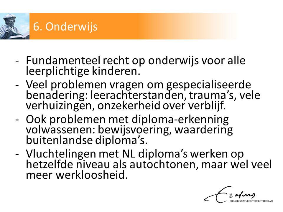 -Fundamenteel recht op onderwijs voor alle leerplichtige kinderen.