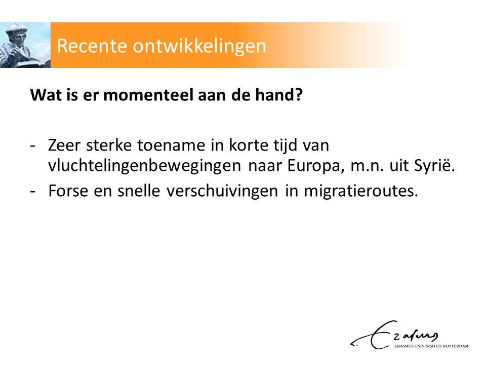 Veruit het grootste deel van de thans in Nederland aanwezige asielzoekers zal een verblijfstitel krijgen.
