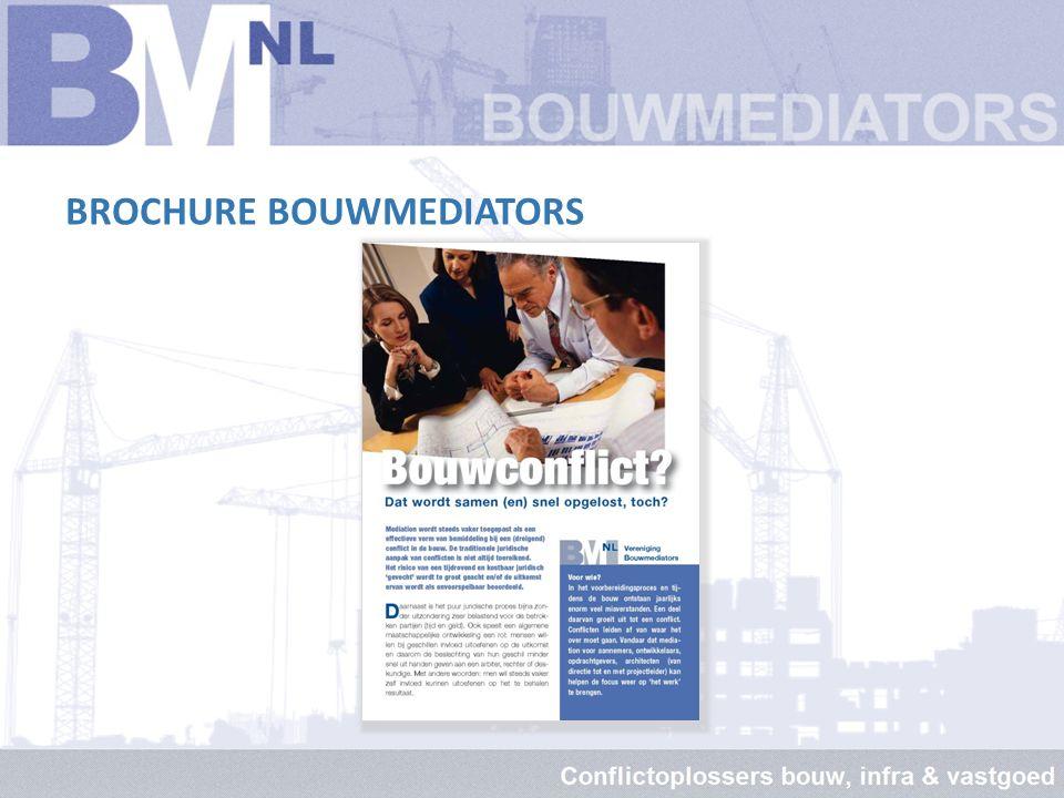 PILOT BOUWBEMIDDELING BOUWEND NEDERLAND  Gestart medio 2013  Looptijd 2 jaar  Aanmelden bij afdeling Advies BNL of direct bij www.pilotbouwbemiddel
