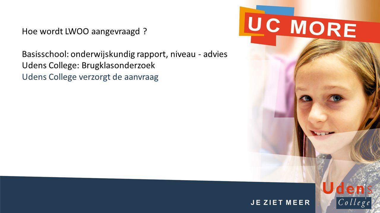 Brugklasonderzoek UC 1.IQ 2.