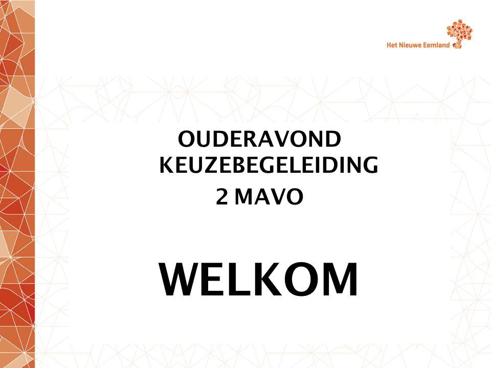 Ik dank U voor uw aandacht Een afspraak kan altijd (op donderdag), via mail (l.stevens@hetnieuweeemland.nl) of telefonischl.stevens@hetnieuweeemland.nl Veel succes met het maken van een goede keuze.
