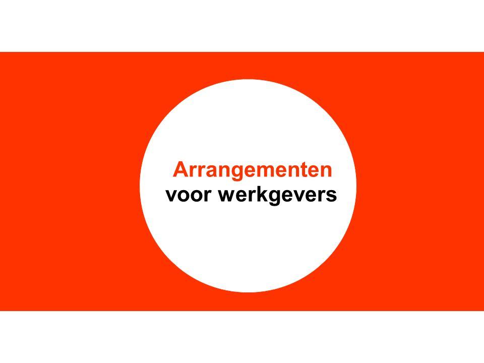 Arrangementen voor werkgevers